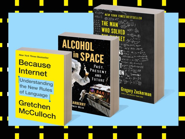 30 Science Books You Should Read Right Now  WIRED