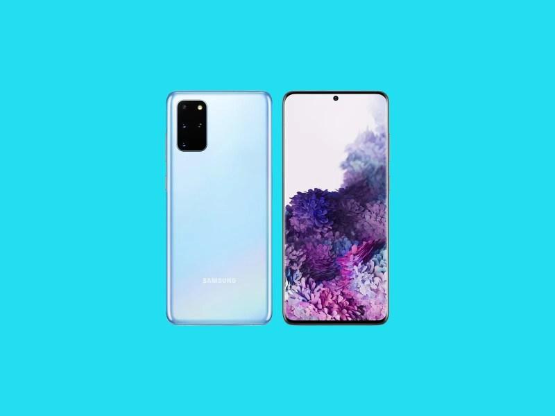 Telefono Galaxy S20