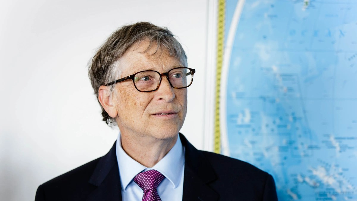 Pasteur Adeboye Bill Gates