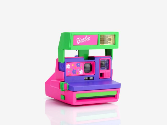 How a Barbie Polaroid Camera Is Helping Me Shelter in Place