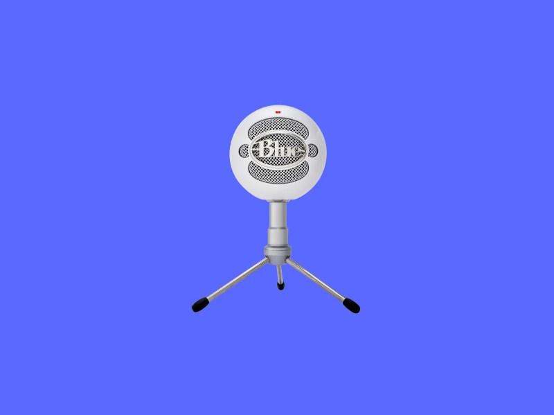 Microfono Blue Snowball
