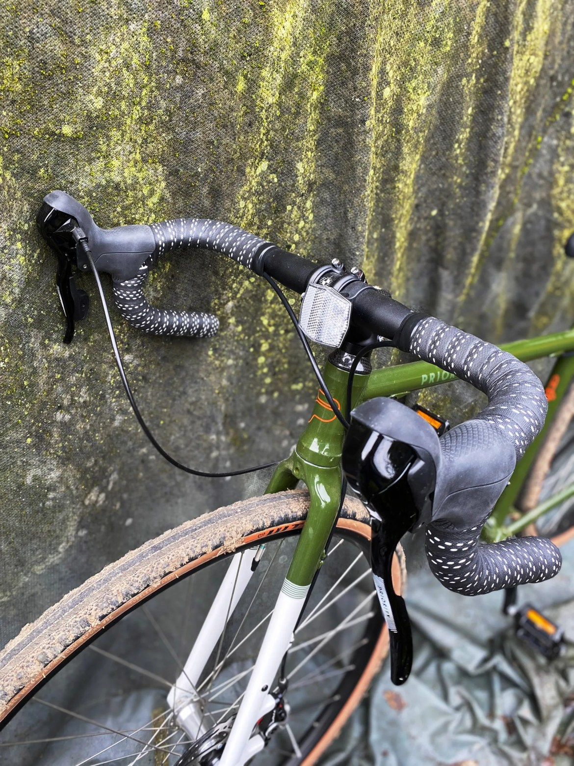 Priority Apollo Gravel Review A Bike for Roads and Mud