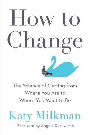 Capa do livro How to Change