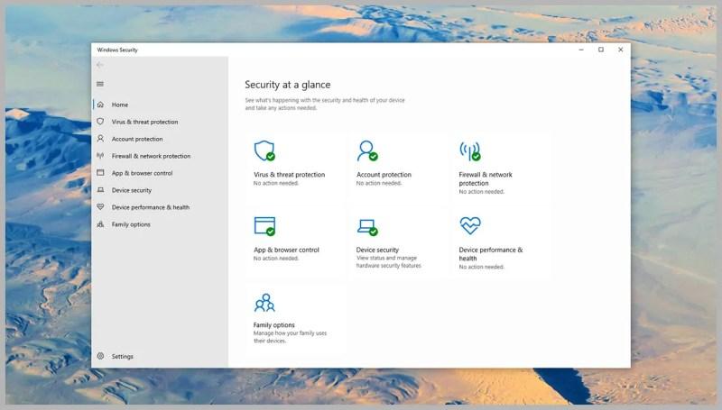 Windows e macOS
