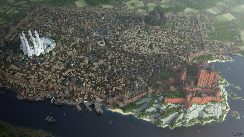 westeros in minecraft