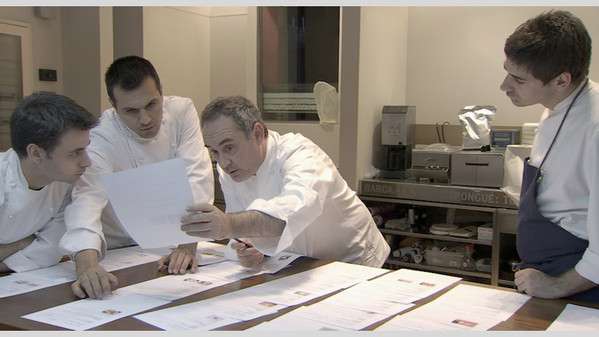 Il pasto nudo di Bourdieu e la cuisine tecnologica di elBulli  Mister Bit  Wiredit