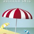 Rätt Grafiska Sommar 2012 Kort