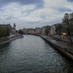 Panorama Paris av Johan Wistbacka
