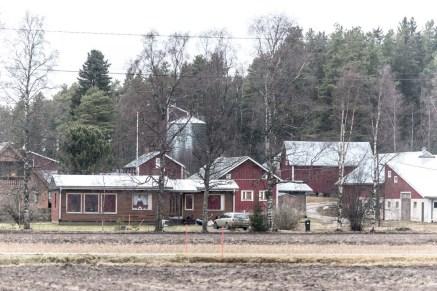 Samling hus