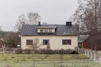 Kan det dölja sig ett gammalt hus under renoveringen? Bättre renovering än att det förfallit och rivits.