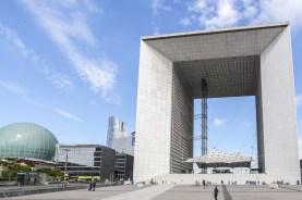 La Défense, Grande Arche