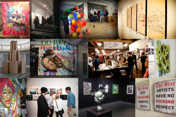 Pics Follow-ups Events & Exhibitions - Graffiti South Africa