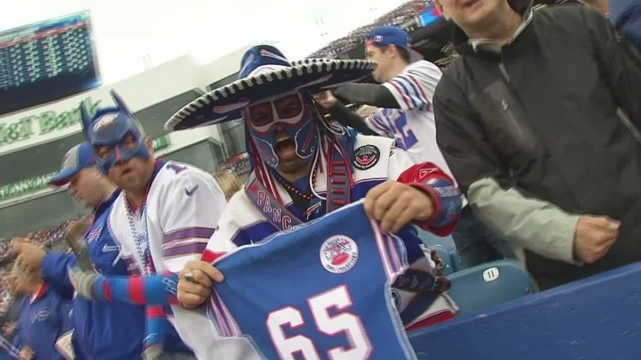 Bills superfan Pancho Billa says he will not be able to make trip to NFL Draft