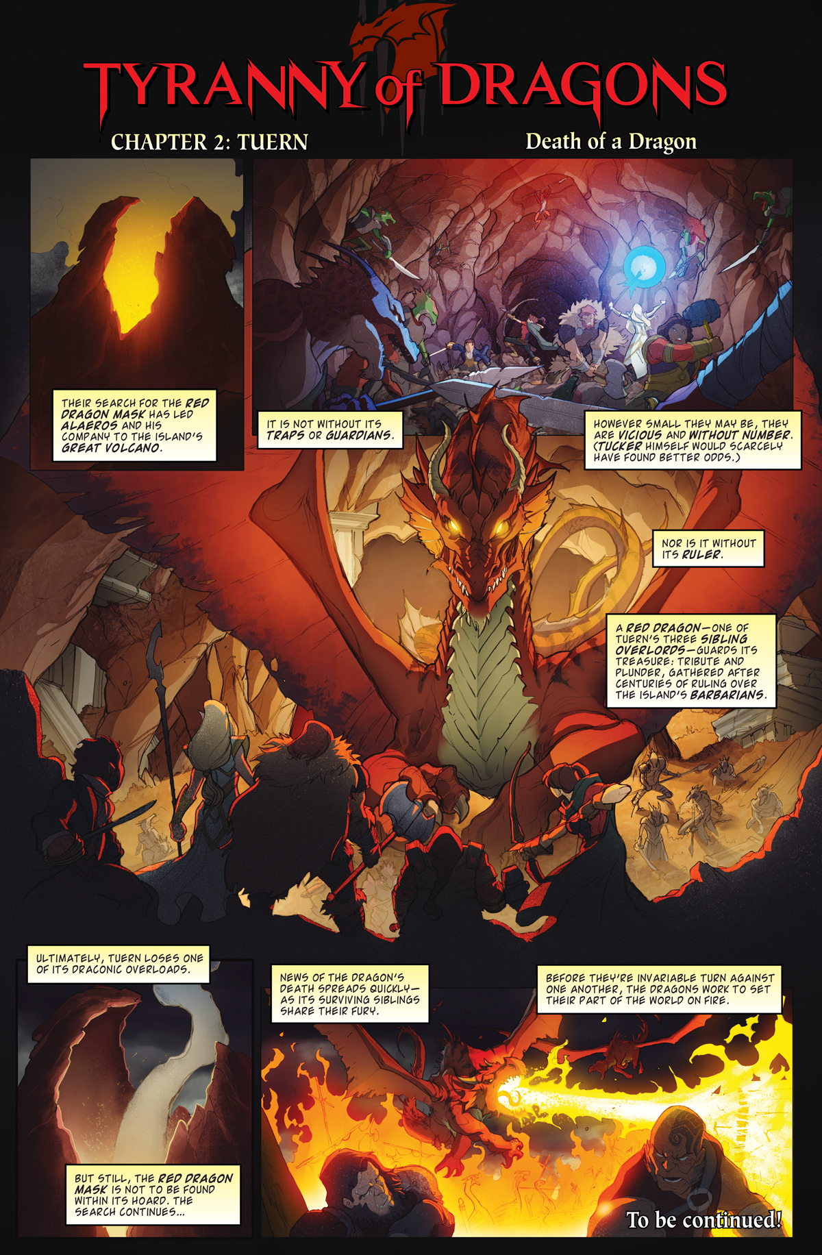 Neverwinter Tyranny Of Dragons : neverwinter, tyranny, dragons, Latest, Chapter, Dungeons, Dragons
