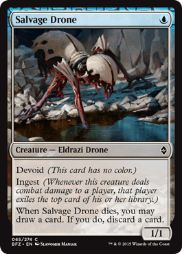 Salvage Drone