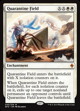 Quarantine Field