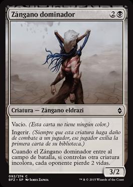 Zángano dominador