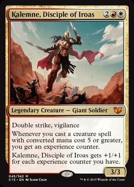 commander 2015 edition decklists