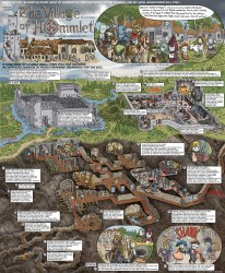 The Village of Hommlet Dungeons & Dragons
