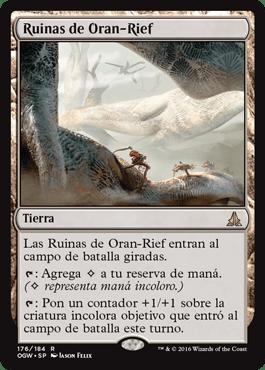 Ruinas de Oran-Rief