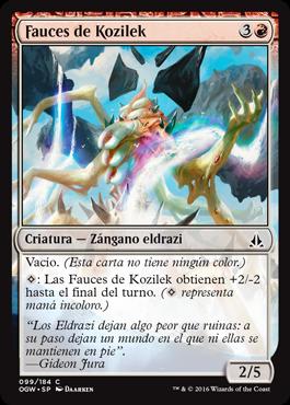 Fauces de Kozilek