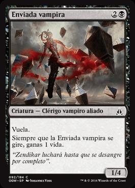 Enviada vampira