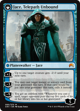 Jaces Origin Absent Minds  MAGIC THE GATHERING