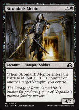Stromkirk Mentor