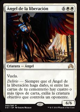 Ángel de la liberación