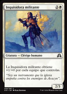 Inquisidora militante