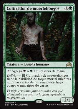 Cultivador de muertehongos