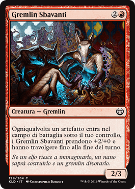 Gremlin Sbavanti
