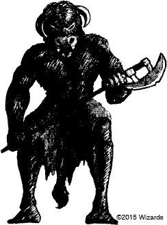 Baphomet 5e : baphomet, Baphomet:, Prince, Beasts, Dungeons, Dragons