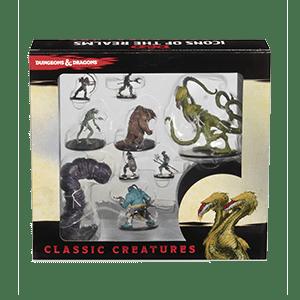 Classic Creatures box