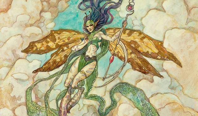 Image result for faeries art mtg