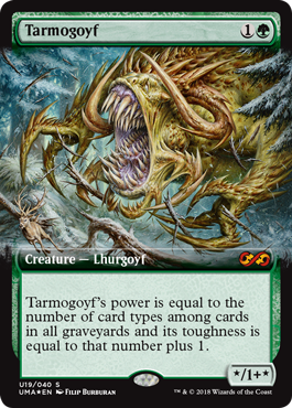 Tarmogoyf Box Topper