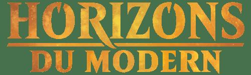 Logo de Horizons du Modern