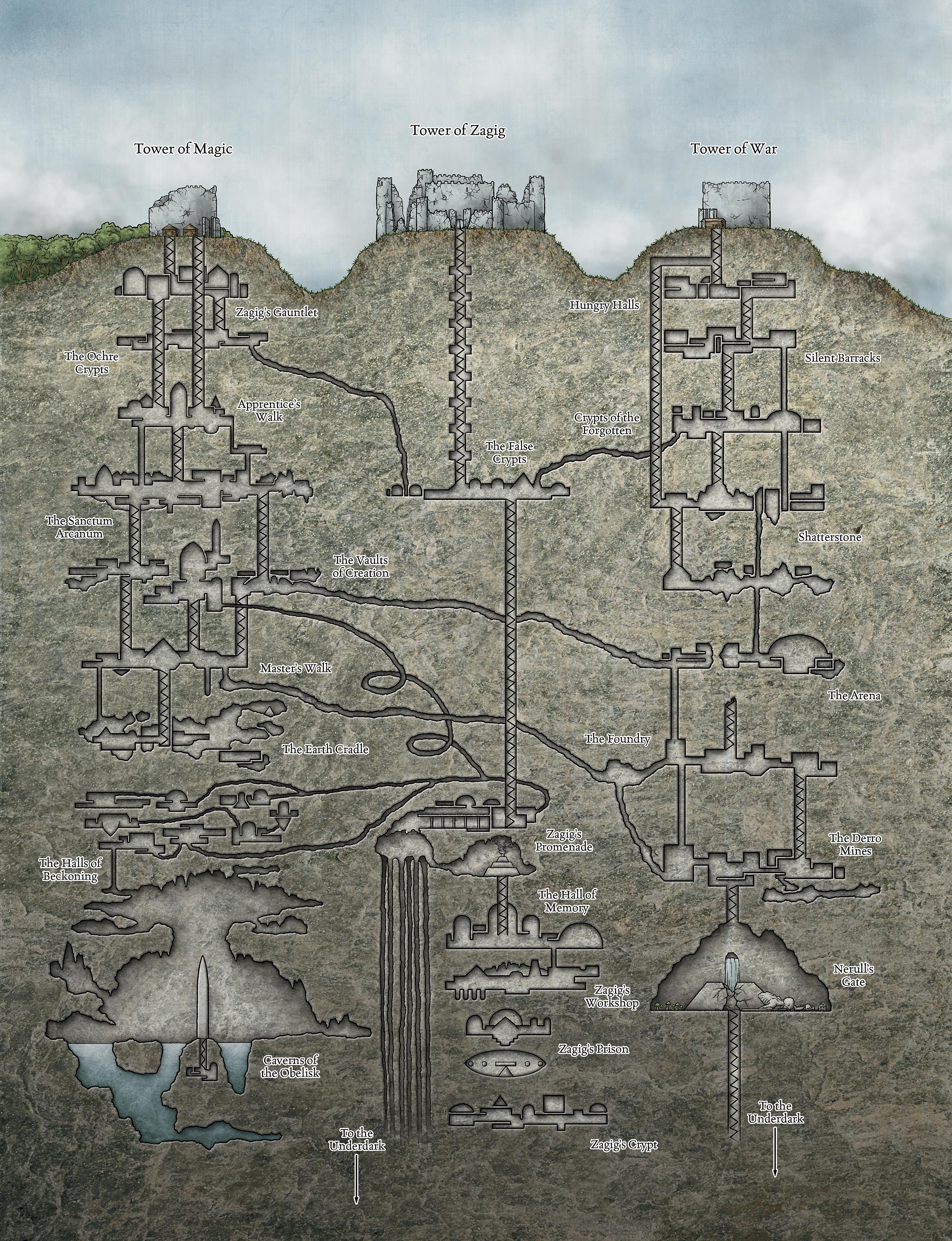 Dnd Castle Map : castle, Castle, Greyhawk, Dragon+, Piazza