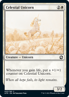 Celestial Unicorn