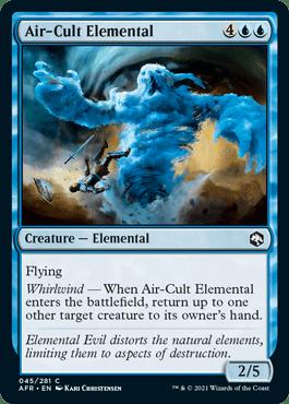 Air-Cult Elemental