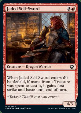 Jaded Sell-Sword