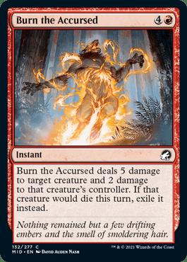 Burn the Accursed