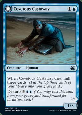 Covetous Castaway