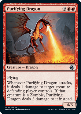 Purifying Dragon