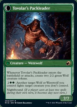 Tovolar's Packleader