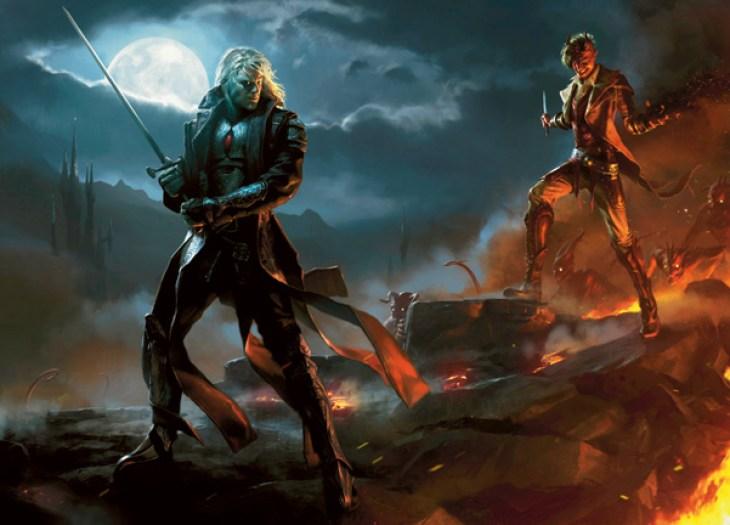 Magic the Gathering: Sorin vs Tibalt Duel Deck Review 4