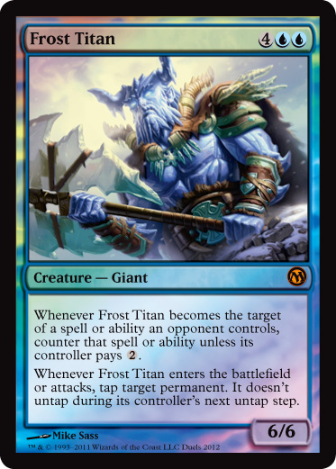 Duels of the Planeswalkers 2012 Promo Cards  MAGIC THE