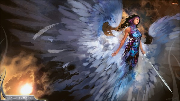 Magic The Gathering Art Angels