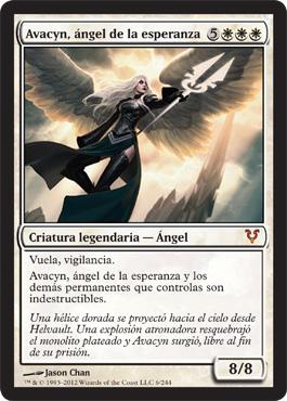 Avacyn, ángel de la esperanza