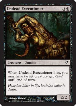 Undead Executioner
